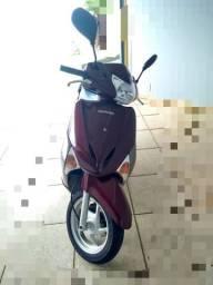 Moto Honda/Lead 110 Gasolina Ano 2012