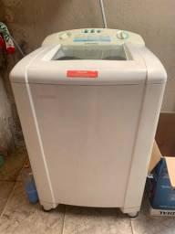 Máquina de lavar eletrolux turbo limpeza 10