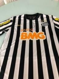 Camisa do Santos Futebol Clube