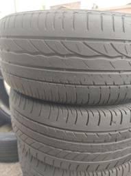 2 pneus 225_45_17 meia vida