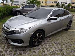 Civic G10 EXL, analiso troc, 63.000km, *