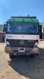 Caminhão Mercedes 4144 Bitruck Florestal