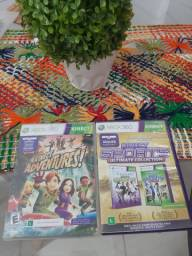 Kinect sports collection e Kinect adventures