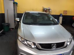 Civic LXR 2015/16