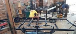 Fábrica de reboques