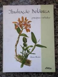 Ilustração Botânica - Pricipios e Métodos (Diana Carneiro)