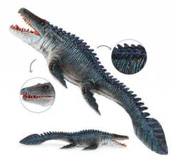 Dinossauro - Mosassauro - Super Realista<br><br>