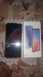 """Xaomi Redmi Note 9S 64GB Aceito troca"""""""
