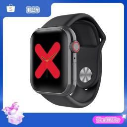 D28 Smart Watch Smart Watch Com Monitor De Pressão Arterial / Frequência