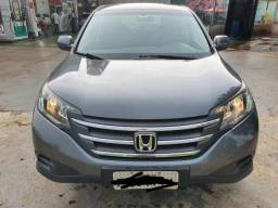Honda CRV lx 2012 completa