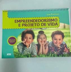 Livro Empreendedorismo Educação Infantil - R$70,00