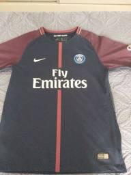 Camisa PSG oficial P de adulto