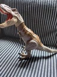 Jurassic World T-Rex De Batalha - Mattel