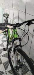 Bike Aro 29 Full Alumínio Freio Hidráulico
