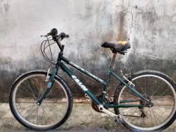 Bicicleta Caloi grip system