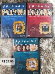 Vendo DVD's de série e Filmes originais.