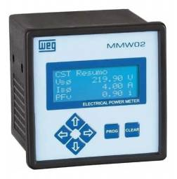 Multimedidor Mmw02 50/60hz Weg