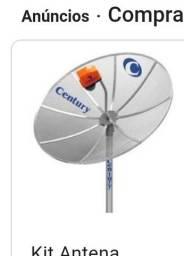 Antena e receptor