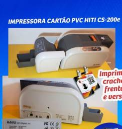 Impressora de crachá Hiti