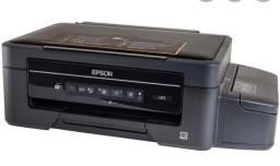 Impressora e escaneadora