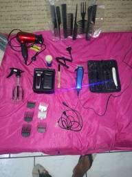 Vendo kit barbeiro completo