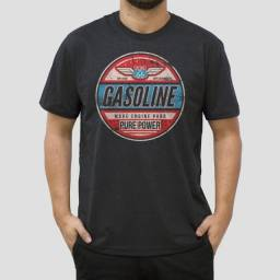 Camiseta Gasoline 66 - Masculina - Tamanho M