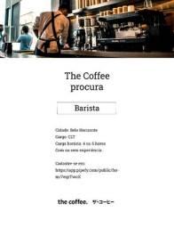 Barista | Belo Horizonte