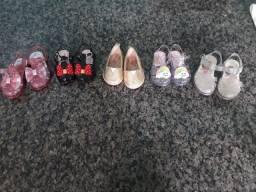 Sapatos Femininos Infantis!!!