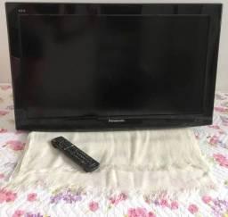 Tv Panasonic LCD 32' semi nova