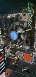 Intel I5 7400 + placa mãe