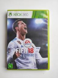 Fifa 18 jogo xbox 360