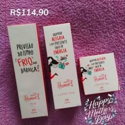 Presentes para o Dia das Mães- produtos novos- de R$114,90 até R$1