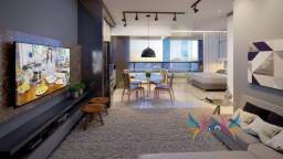 Apartamento Studio para Aluguel em Jardim dos Estados Campo Grande-MS