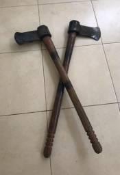 Machados Vikings Guerreiro /Lenhador
