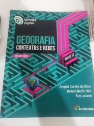 Livro Geografia Contextos e Redes
