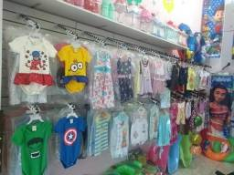 Passo ponto loja infantil