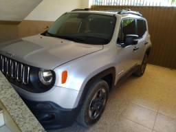 "Jeep Renegade Sport 4x2 flex AUTOMÁTICO (""único dono"")"