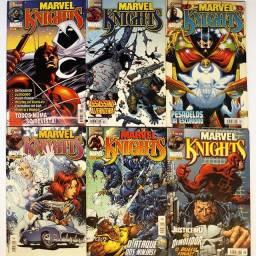 Marvel Knights 6ed   [Marvel | HQ Gibi Quadrinhos]