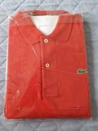 Camisa masculina Lacoste