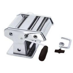 Máquina Para Macarrão/ Massas Aço Inox 18x17x13cm Mimo Style