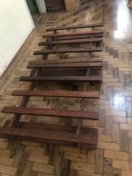 Patela de madeira