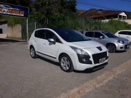 Peugeot 3008 GRIFFE 1.6 TURBO 2012 ÚNICO DONO
