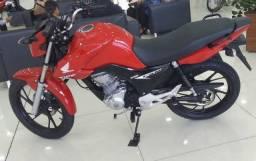 Moto Fan a Queridinha do do Brasil.