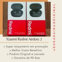 Xiaomi Redmi Airdots 2 - Lacrado e Original