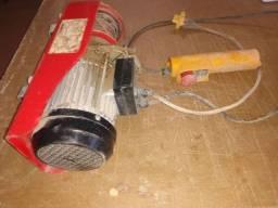 Conjunto de guincho elétrico