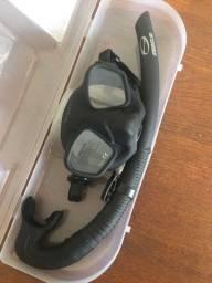 Kit máscara + snorkel seasub