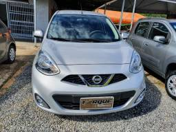 Nissan March 1.0 SV 2016/2017