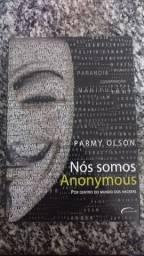 Livro - Nós somos Anonymous