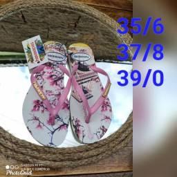 Título do anúncio: Vendo sandálias havaianas