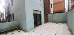 Aluguel Anual, Centro Apt Muito Grande com Terraço churr box